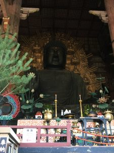 Buddha Daibutsu Nara
